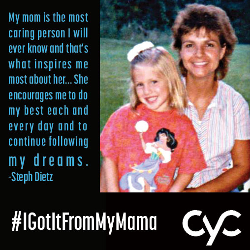 I Got It From My Mama, Cyc Madison, Cyc Fitness, Mother's Day, Mom Inspiration, Mama